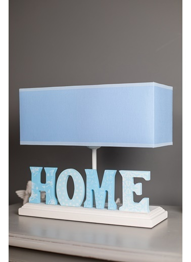 Misto Home Abajur Home Mavi